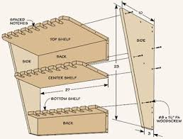Free Storage Shelf Woodworking Plans by 89 Best Workshop Clamp Storage Images On Pinterest Workshop