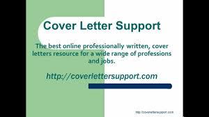 Nurse Cover Letter Nurse Cover Letter Youtube