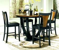 how tall is a dining table tall dining table bench counter height table medium size of high top