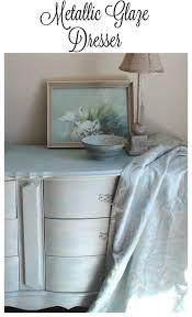 Bedroom Furniture Painted With Chalk Paint 167 Best Metallic Paint Furniture Images On Pinterest Furniture