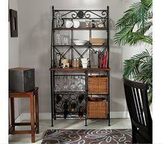 Small Bakers Rack With Drawers Like The Storage Underneath Kitchens U0026 Dining Rooms Pinterest