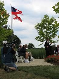 Confederate Flag Alabama Christian Right Gathering Honors Deposed Alabama Judge Roy Moore