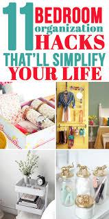 11 bedroom organization hacks that u0027ll make your life easier