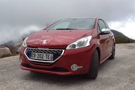 peugeot 208 gti 2016 peugeot 208gti 2013 road test road tests honest john
