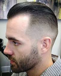 slicked back hair with receding hairline slick back barbershops pinterest haircuts short haircuts