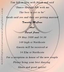 invitation quotes for wedding unique wedding invitation quotes 3442