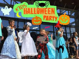 halloween kids party with ivan 2015 youtube