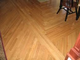 hardwood floor customization board width and installation