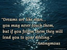 life dream quotes like success