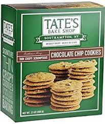tate s cookies where to buy tate s bake shop chocolate chip cookies 7 oz
