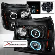 jeep commander black headlights cadillac escalade 4lhpecld02jmks by cg 2002 2003 2004 2005 and
