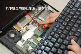how to clean laptop fan lenovo thinkpad x201 disassembly clean fan remove keyboard