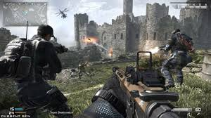 Call Duty Ghosts Halloween Costumes Call Duty Ghosts Patched Wii Gamepad Scoreboard Introduced