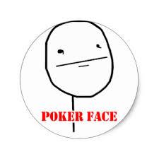 Meme Emoticon Face - bad poker face emoticon degrassi poker face part 2
