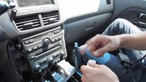 gta car kits honda pilot 2003 2008 navi install of iphone ipod