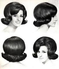 updated flip hairdo 1960s hair and makeup 60s hair flipping and 60 s