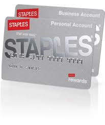 staples credit offers and special financing options