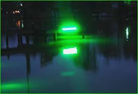 hydro glow fishing lights dock builders supply fish attraction lights