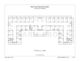 horse barn with apartment floor plans professional horse barn floor plans u2013 home interior plans ideas