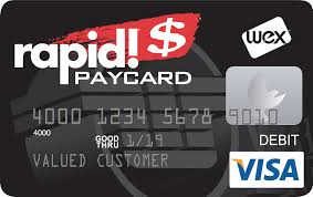 direct deposit card payroll pay card finance and accounting