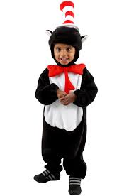 Dr Seuss Family Halloween Costumes by Dr Seuss Cat In The Hat Infant Costume Purecostumes Com