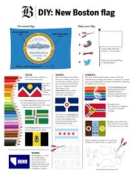New Oregon Flag Improving Boston U0027s City Flag U2013 Portland Flag Association