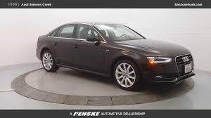 fremont lexus used certified used 2014 audi a4 for sale in san jose ca near