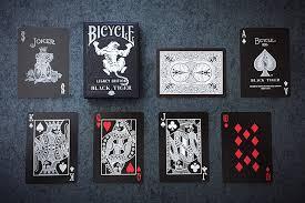 deck view black tiger legacy edition cards kardify