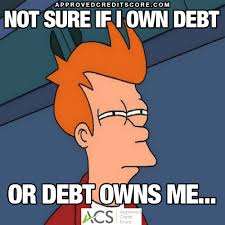 Credit Meme - acs meme 06 not sure if approved credit score
