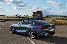 bmw concept 8 series heralds production version u0027s arrival in 2018
