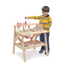melissa and doug train table and set melissa doug wooden project workbench activity set free shipping