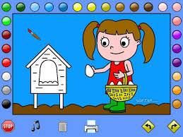 download leah u0027s farm coloring book 1 0