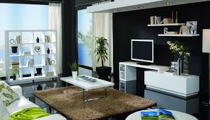 meuble tv avec bureau meuble tv pivotant en blanc de chez conforama photo 3 10 un