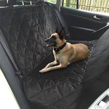 review of topist pet hammock a dog car seat cover the car stuff