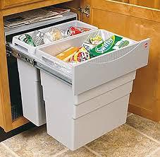 kitchen cabinet waste bins kitchen cabinets ideas waste bin pullout by hafele hailo easy