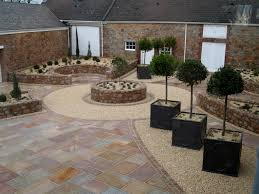 how to create or decorate a courtyard install it direct design