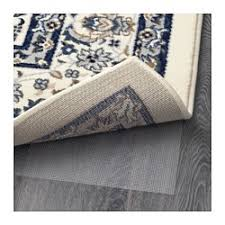 ikea carpet pad vallöby rug low pile 6 7 x9 10 ikea