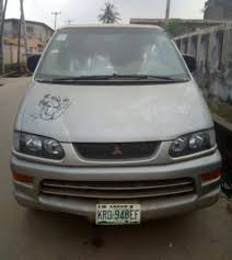 mitsubishi space gear bus 2004 manual drive 570k autos nigeria