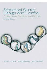 solution manual for statistical quality design and control 2nd