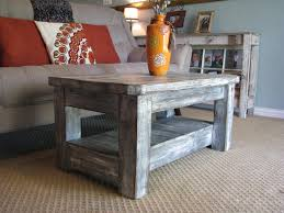 Coffee Table Rounded Edges Grey Weathered Wood Coffee Table Best Gallery Of Tables Furniture