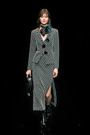 emporio armani women fall winter 2017 2018 collection