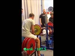 Sheiko Bench Program Sheiko Technique Commentary 8 Benchpress Youtube