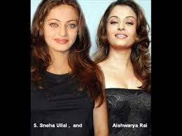 Celebrities Who Are Blind Some Bollywood Celebrities Who Look Alike Youtube