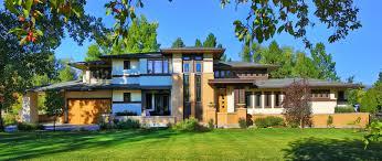 prairie style houses apartments frank lloyd wright style house plans prairie style