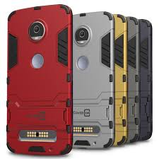 motorola moto z2 play case shadow armor series coveron cases