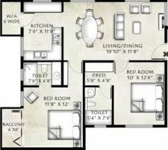 infrany petals in electronic city phase 2 bangalore flats for