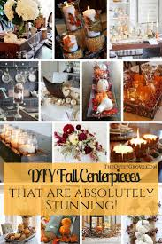 Fall Table Centerpieces by 355 Best Fall U0026 Thanksgiving Images On Pinterest Pumpkin Recipes