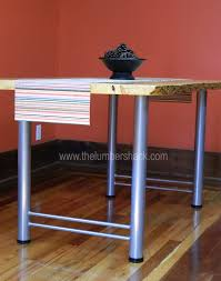 Dining Table Metal Legs Wood Top H Shaped Spread Table Support Conference Table Legs 51027 Metal