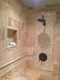 Bathroom Tile Border Ideas Bathroom Shower Tile Ideas Traditional Floor On Inspiration Decorating