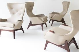 Low Arm Chair Design Ideas Modern Arm Chairs Popular Low Wing In Vinyl Craft Associates